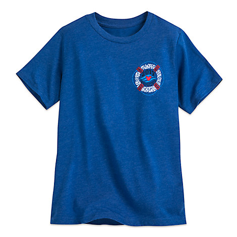Donald Duck Tee for Boys - 2017 Disney Cruise Line