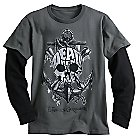 Pirates of the Caribbean Long Sleeve Double-Up Tee for Boys