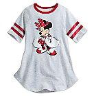 Minnie Mouse Cheerleader Tee for Girls - Walt Disney World