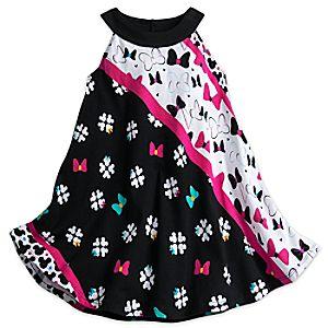 Minnie Mouse Sun Dress for Girls