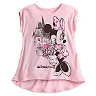 Minnie Mouse Sleeveless Tee for Girls - Walt Disney World