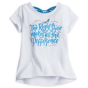 Cinderella Tutu Tee for Girls