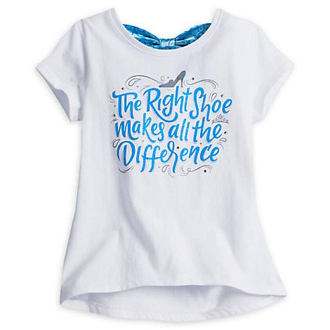 Cinderella Tutu Tee for Girls