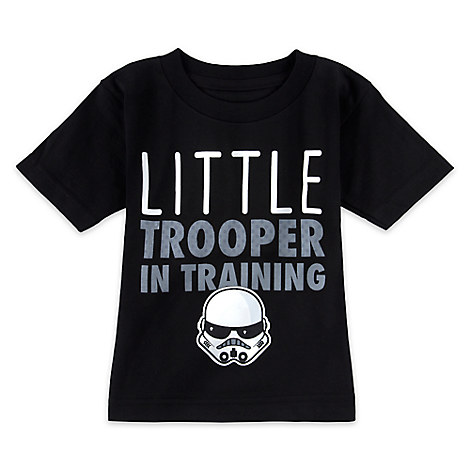 Stormtrooper ''Little Trooper in Training'' Tee for Toddlers - Star Wars