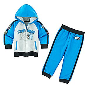 Star Wars Track Suit for Toddlers - Walt Disney World
