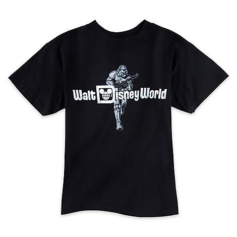 Stormtrooper Tee for Boys - Walt Disney World