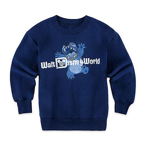 Stitch Sweatshirt for Boys - Walt Disney World