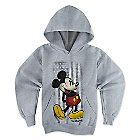 Mickey Mouse American Flag Hoodie for Boys - Walt Disney World