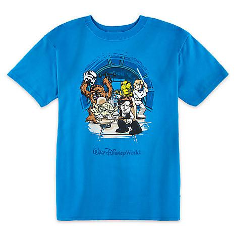 Star Wars Tee for Boys - Walt Disney World