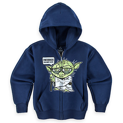 Yoda Hoodie for Boys - Star Wars: The Empire Strikes Back