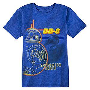 BB-8 Heathered Tee for Boys
