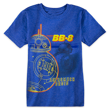 BB-8 Heathered Tee for Boys
