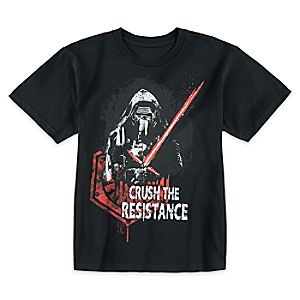 Kylo Ren Tee for Boys - Star Wars: The Force Awakens 7507057370314M