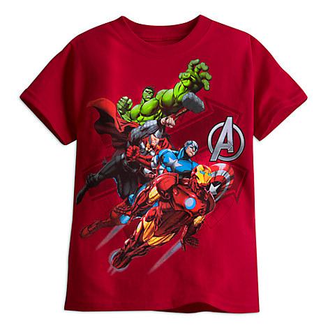 The Avengers Tee for Kids
