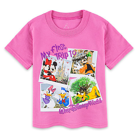 Mickey Mouse and Friends Tee for Baby - Walt Disney World