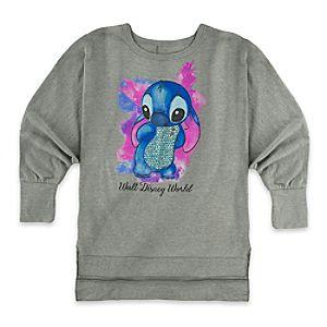 Stitch Sequin Top for Girls – Walt Disney World