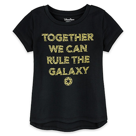 Star Wars ''Rule the Galaxy'' Tee for Women