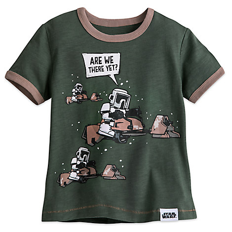 Stormtroopers T-Shirt for Toddlers