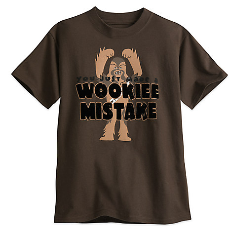 Chewbacca T-Shirt for Boys - Star Wars