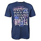 Epcot International Food & Wine Festival 2017 T-Shirt for Adults