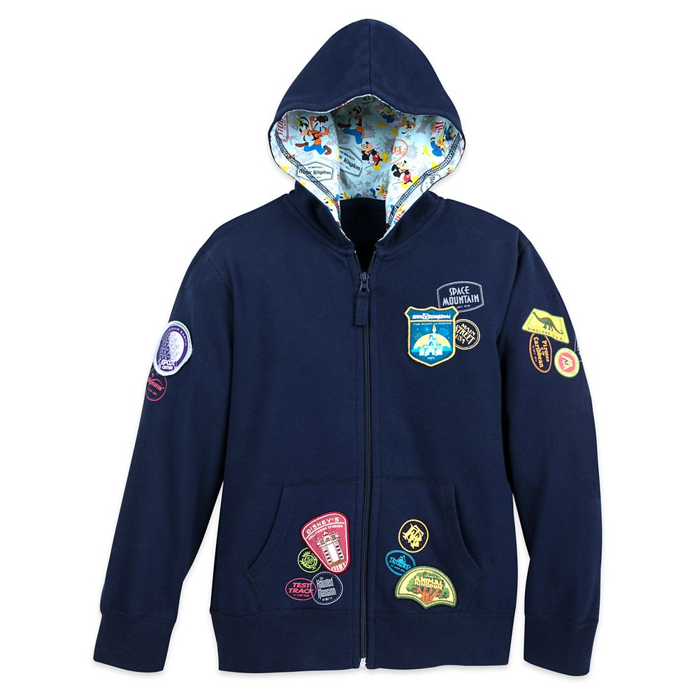 Mickey Mouse and Friends Zip Hoodie for Kids – Walt Disney World