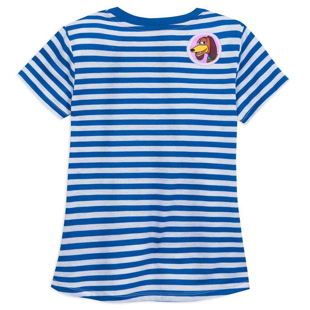 Toy Story Land Striped T-Shirt for Girls – Walt Disney World