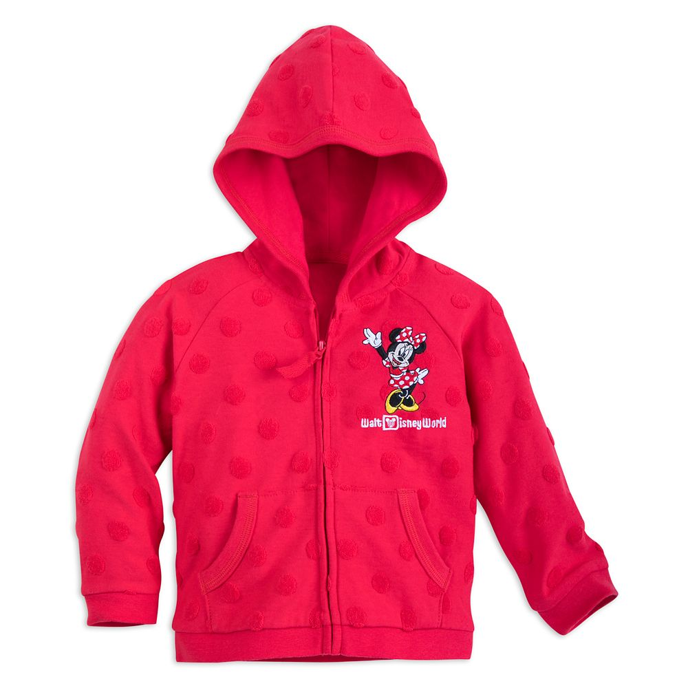 Minnie Mouse Hoodie for Girls – Walt Disney World