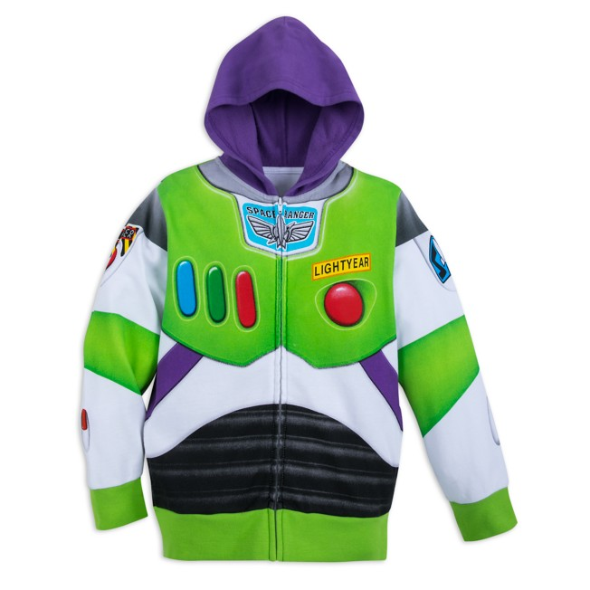 Buzz Lightyear Costume Hoodie for Boys – Toy Story