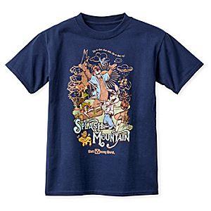 Splash Mountain T-Shirt for Kids - Walt
