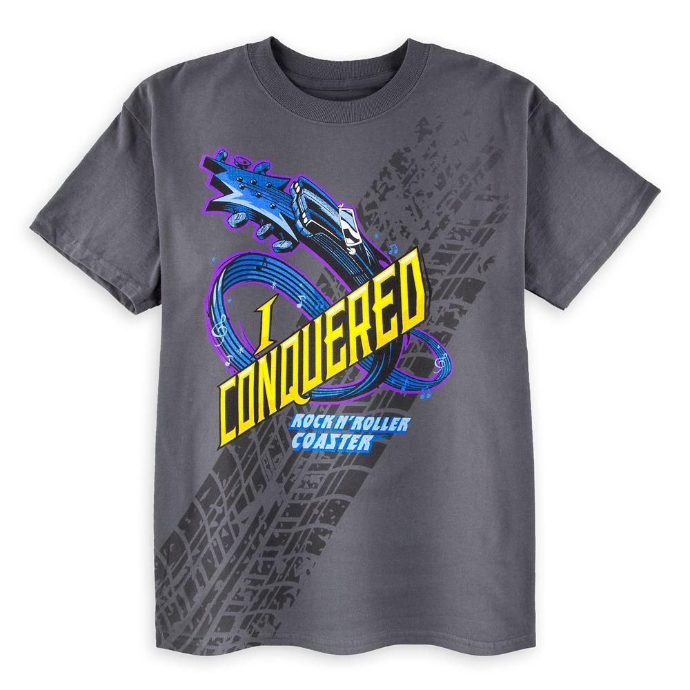 Rock N' Rollercoaster T-Shirt for Kids – Walt Disney World