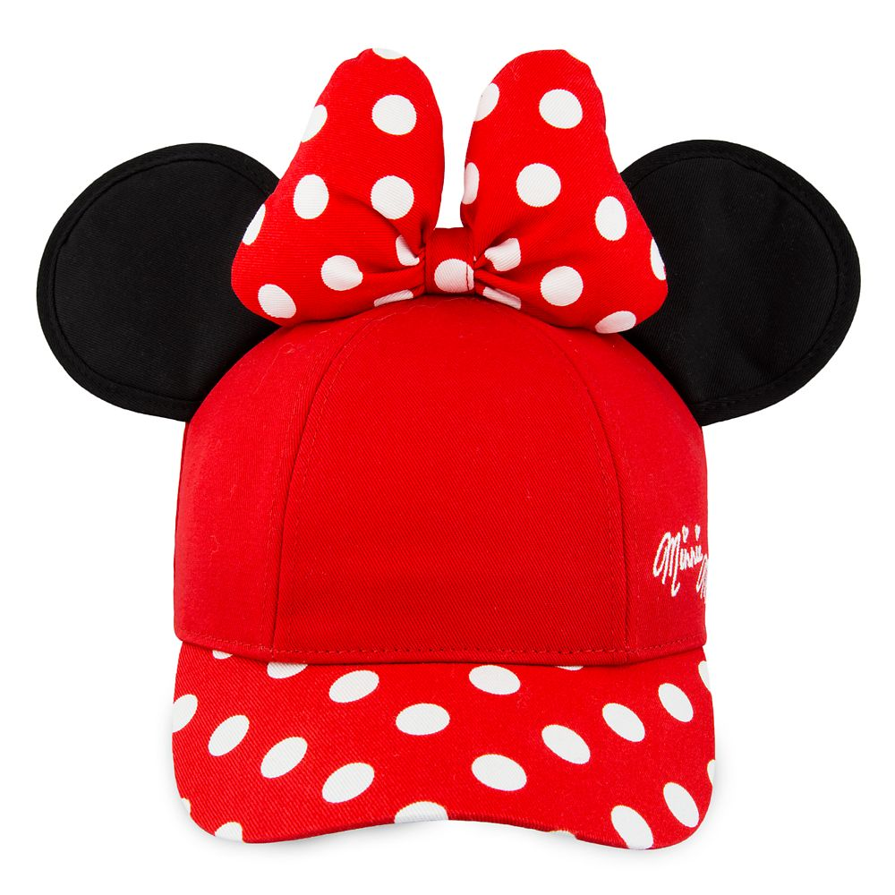 Minnie Mouse Baseball Cap for Kids  Walt Disney World