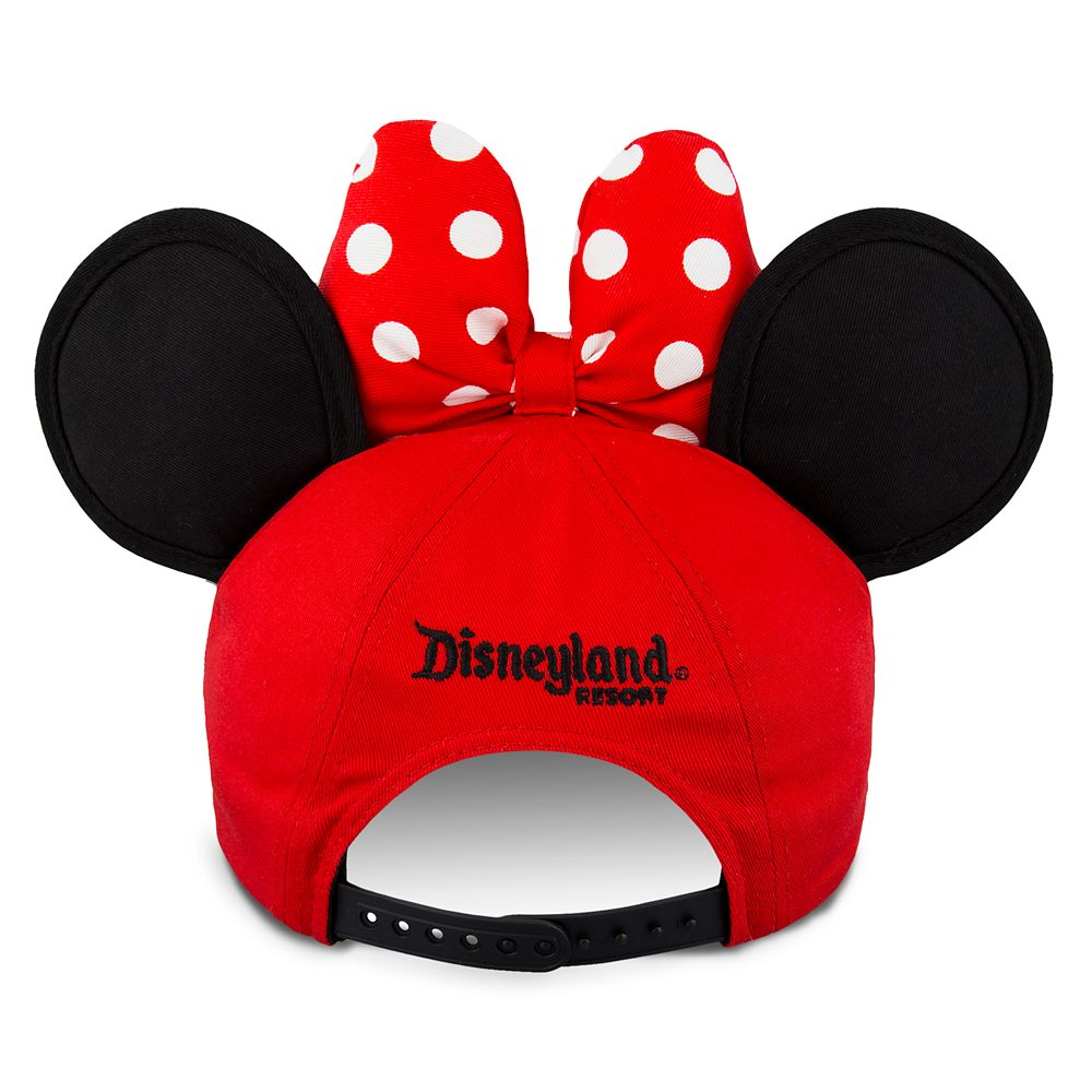 Minnie Mouse Baseball Cap for Kids – Disneyland