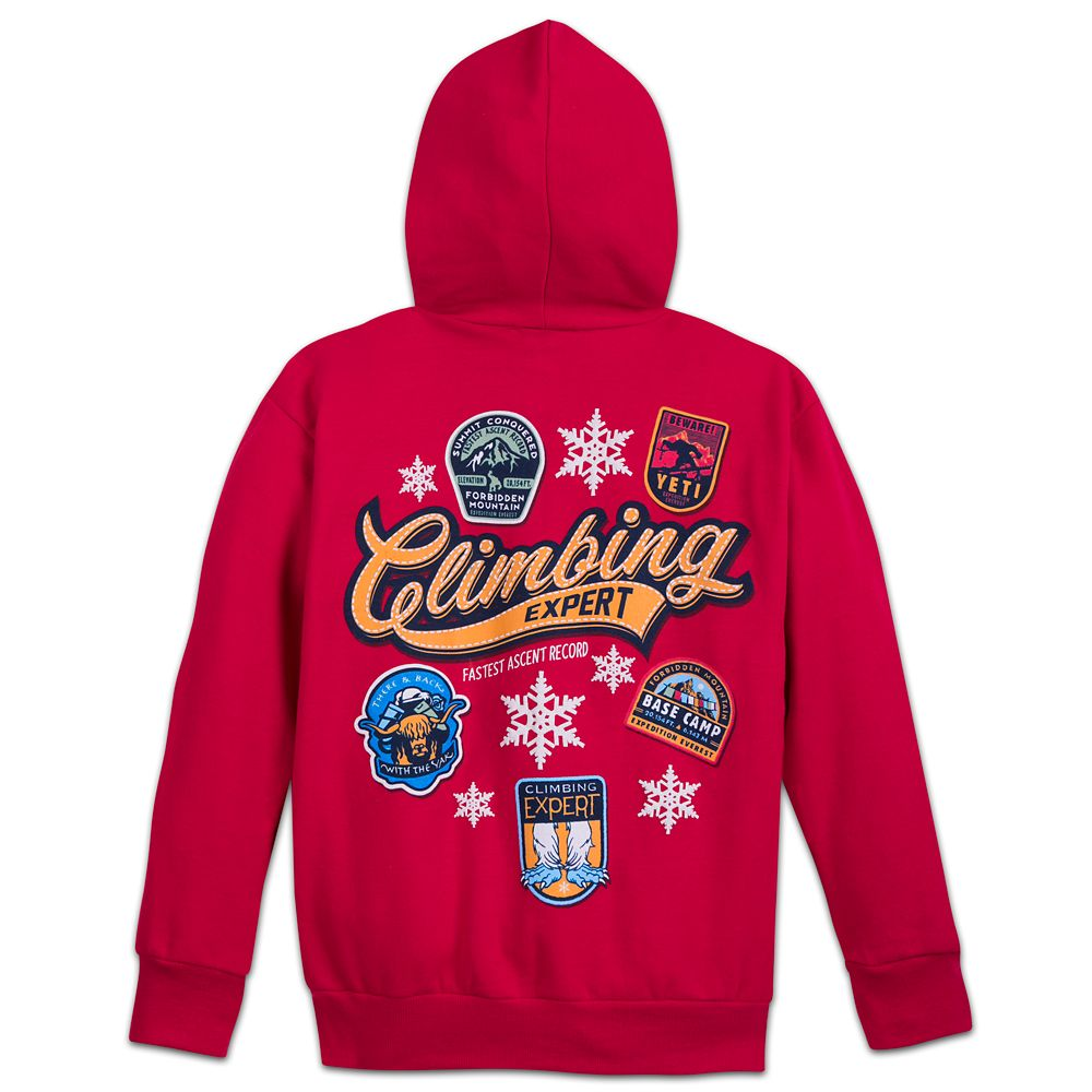 Expedition Everest Zip Hoodie for Kids – Disney's Animal Kingdom