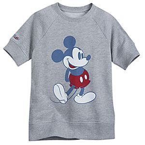 Mickey Mouse ''Disney Parks'' Shirt for Kids