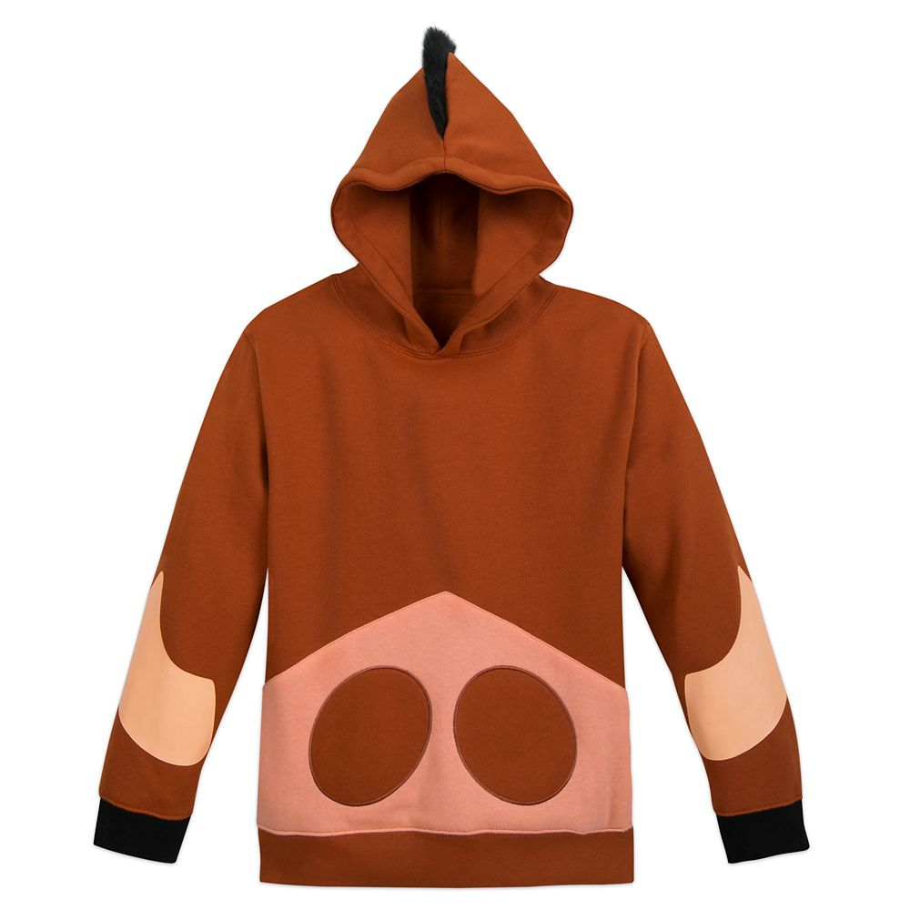 Pumbaa Pullover Hoodie for Kids – The Lion King