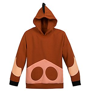 Pumbaa Pullover Hoodie for Kids - The
