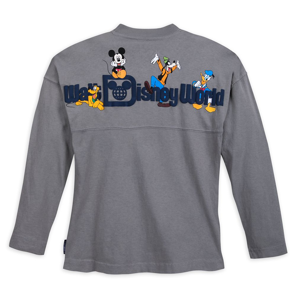 Mickey Mouse and Friends Spirit Jersey for Kids – Walt Disney World
