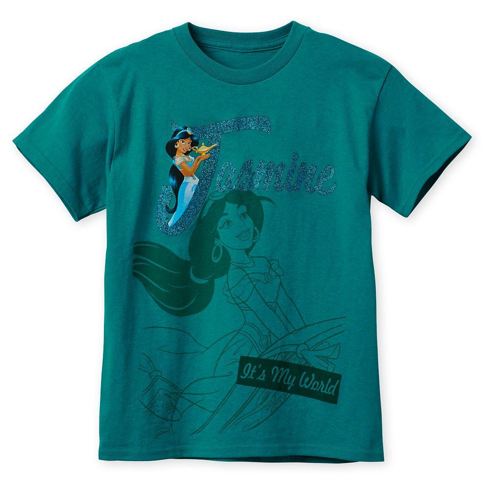 Jasmine ''It's My World'' T-Shirt for Kids