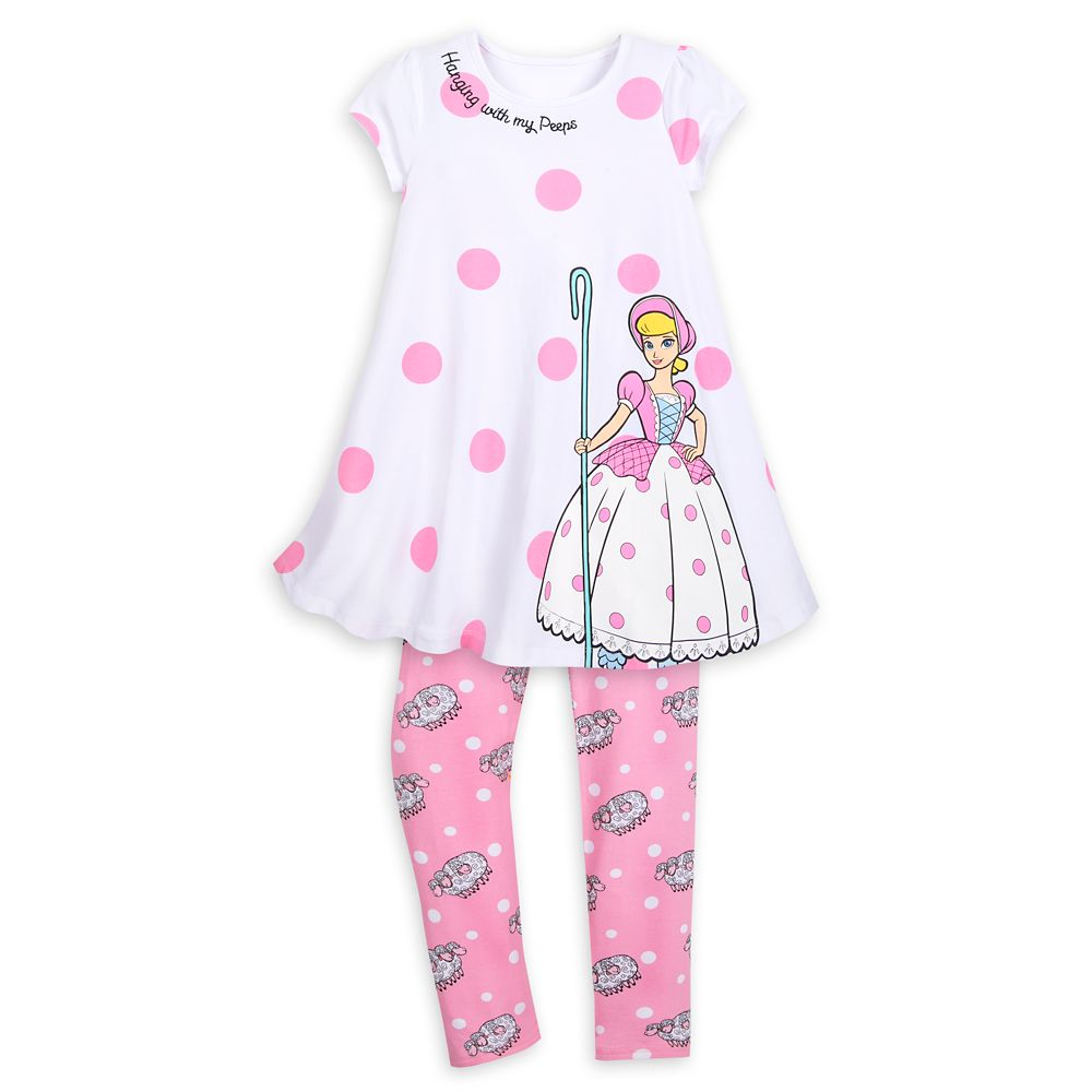 Bo Peep Top and Leggings Set for Girls – Toy Story 4