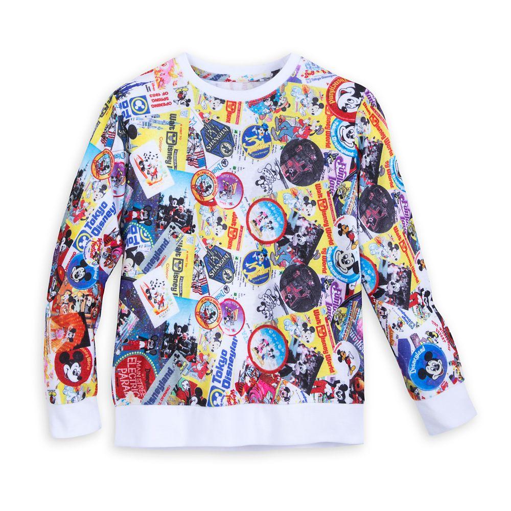 Disney Parks Long Sleeve Pullover for Girls