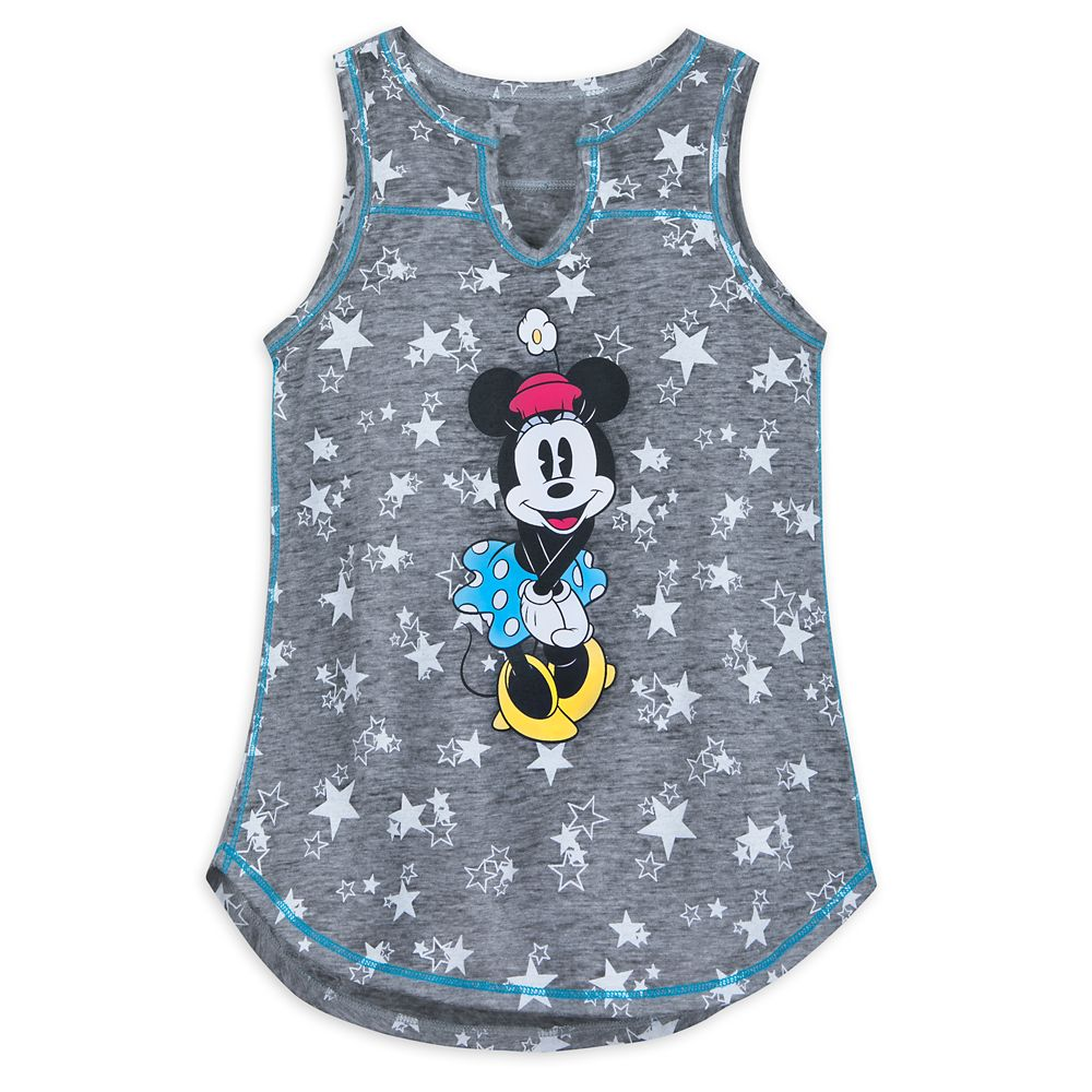 Minnie Mouse Tank Top for Kids Official shopDisney
