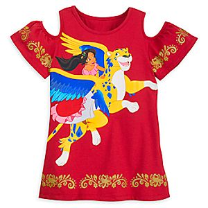 Elena Fashion T-Shirt for Girls