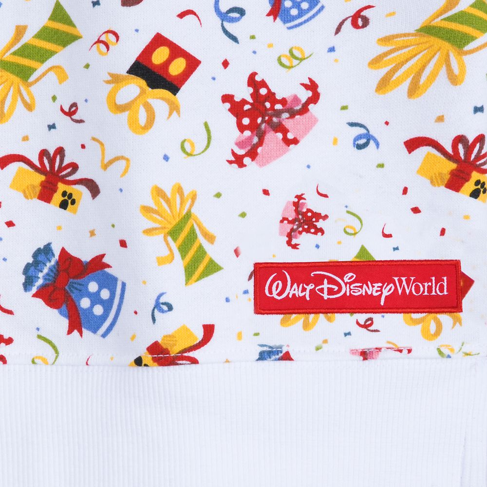 Mickey Mouse and Friends Celebration Pullover Hoodie for Girls – Walt Disney World
