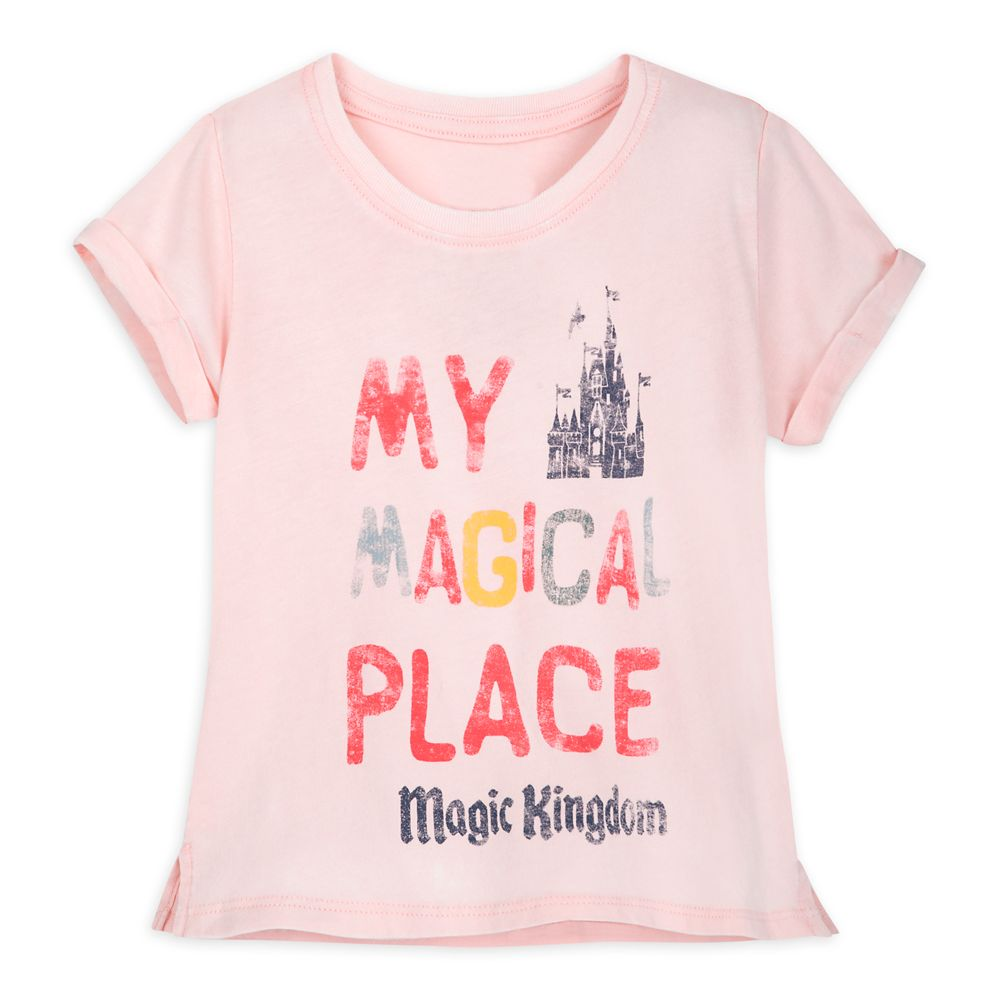 Walt Disney World ''My Magical Place'' T-Shirt for Baby