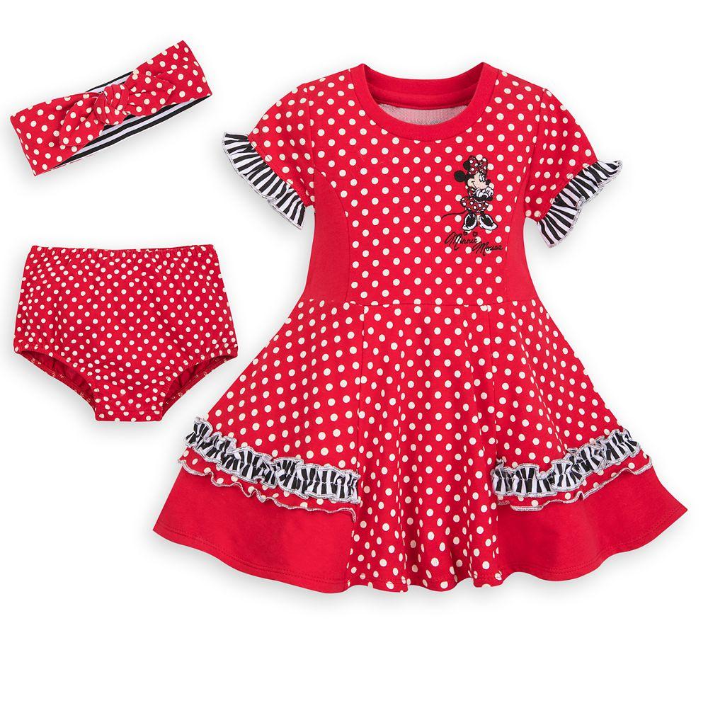Minnie Mouse Dress Set for Baby – Walt Disney World
