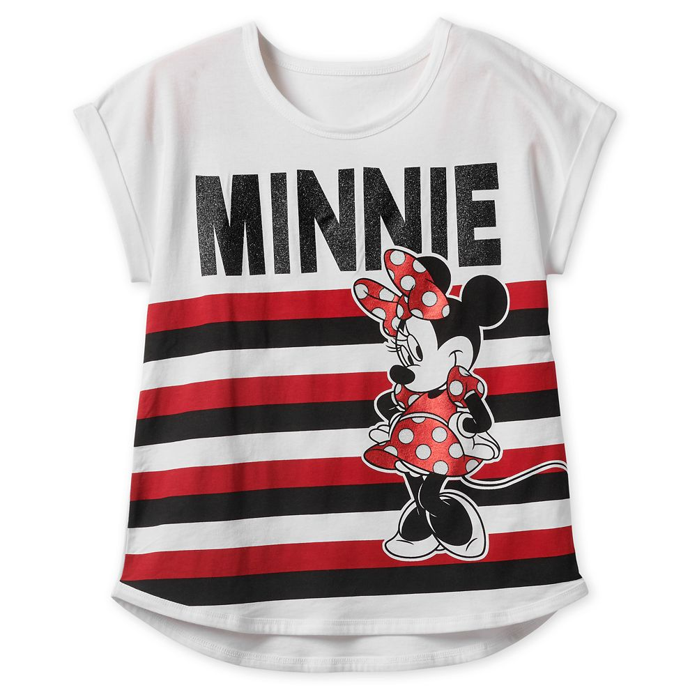 Minnie Mouse Fashion T-Shirt for Girls