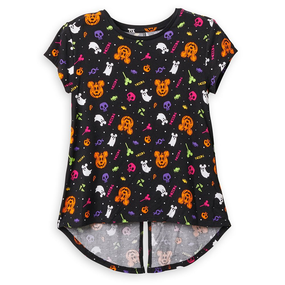 Mickey Mouse Halloween Fashion Top for Girls - Walt Disney World