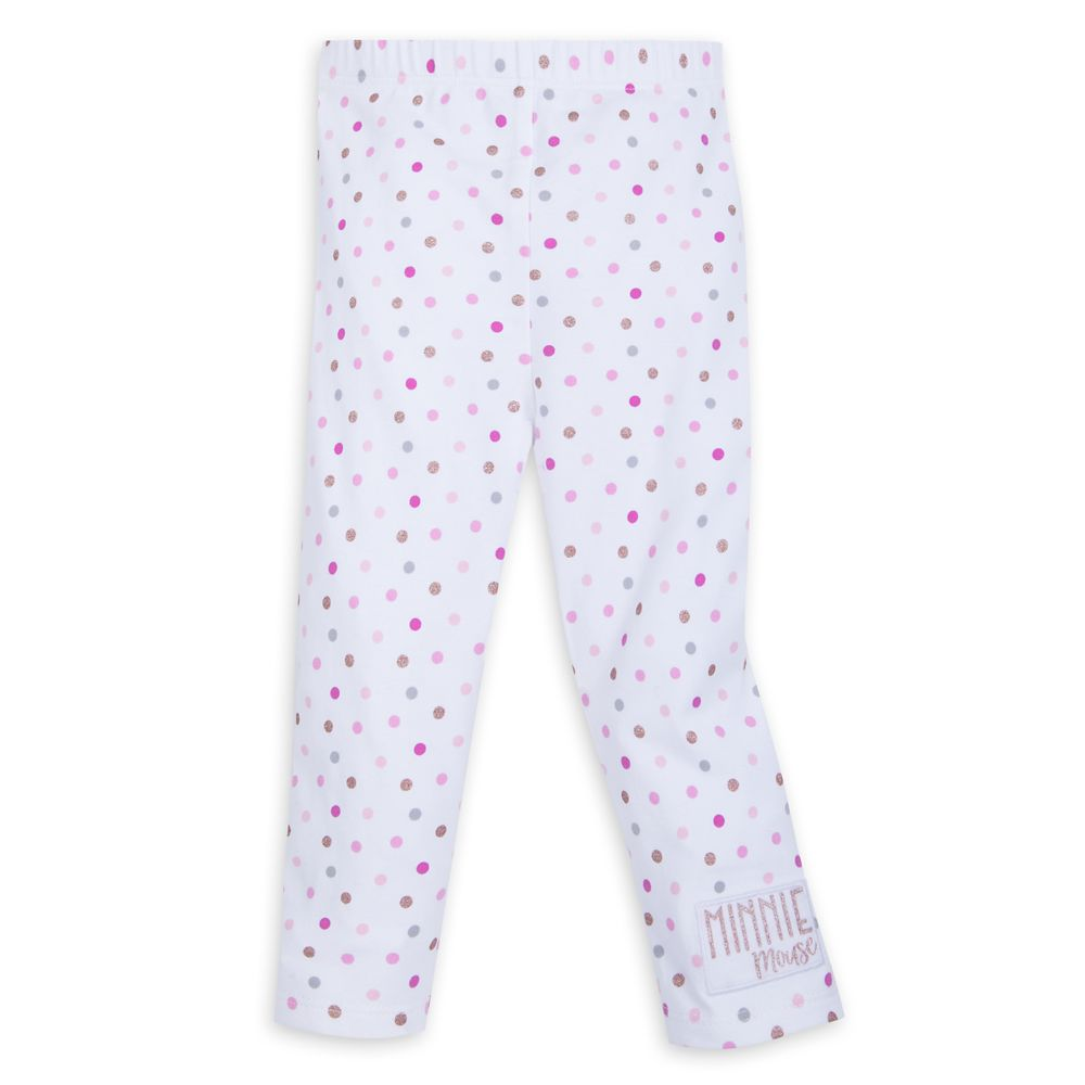 Minnie Mouse Bubble Top and Leggings Set for Girls – Walt Disney World