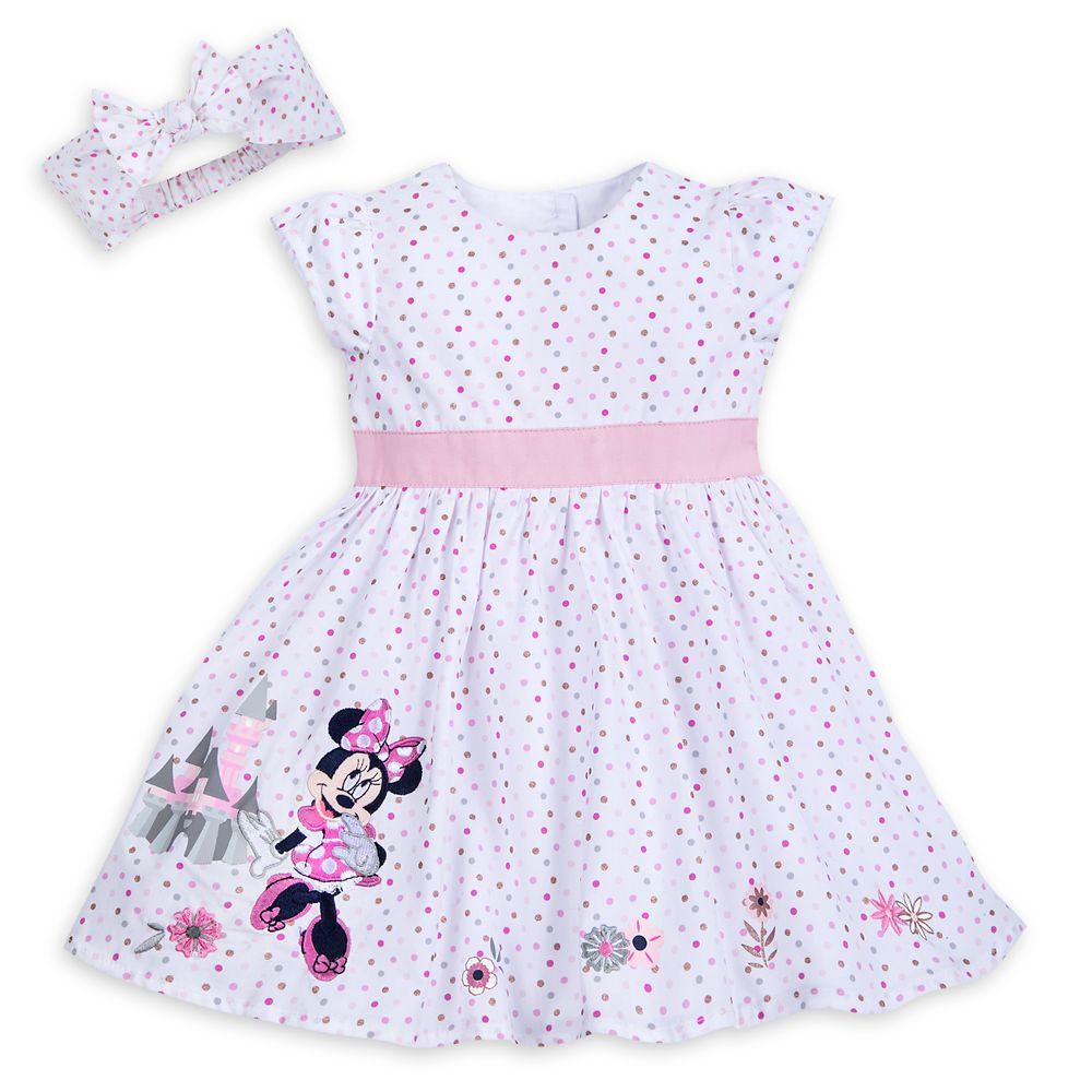 Minnie Mouse Dress Set for Baby