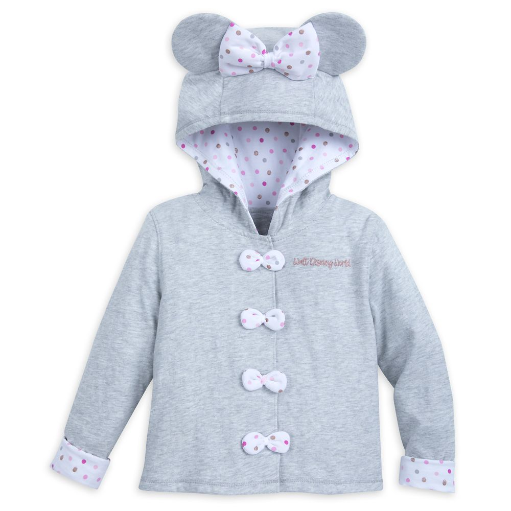 Minnie Mouse Hooded Jacket for Kids – Walt Disney World